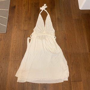 Marilyn Monroe White Halter Dress (s)
